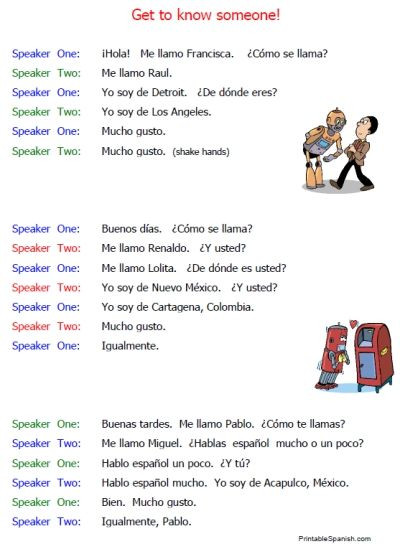 Animals In Spanish Worksheets