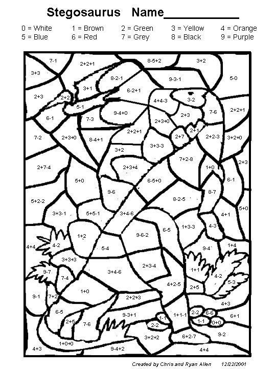 math coloring worksheets 5th grade in 2020