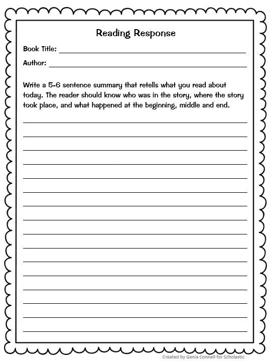 Character Education Worksheets Middle School
