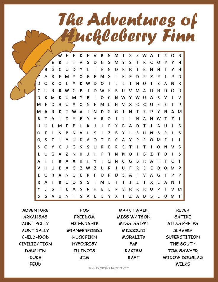 Charting Huck Adventures Worksheet Answers
