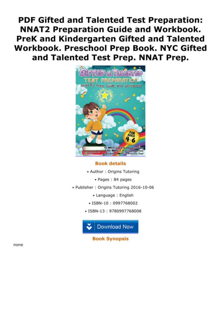 Gifted and Talented Math Worksheets