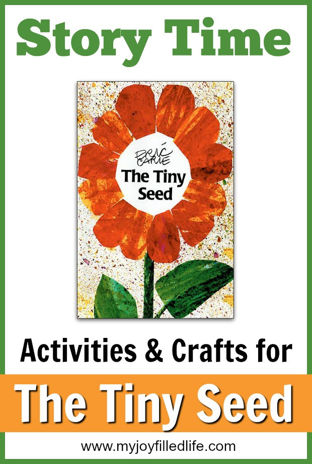 The Tiny Seed Worksheet