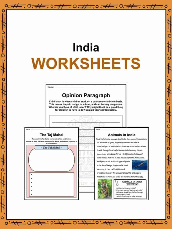 What is Culture Worksheets